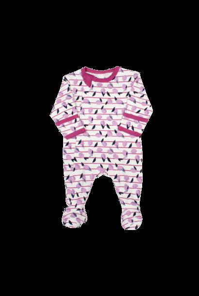 Pyjama Zipper - Limonade Rose