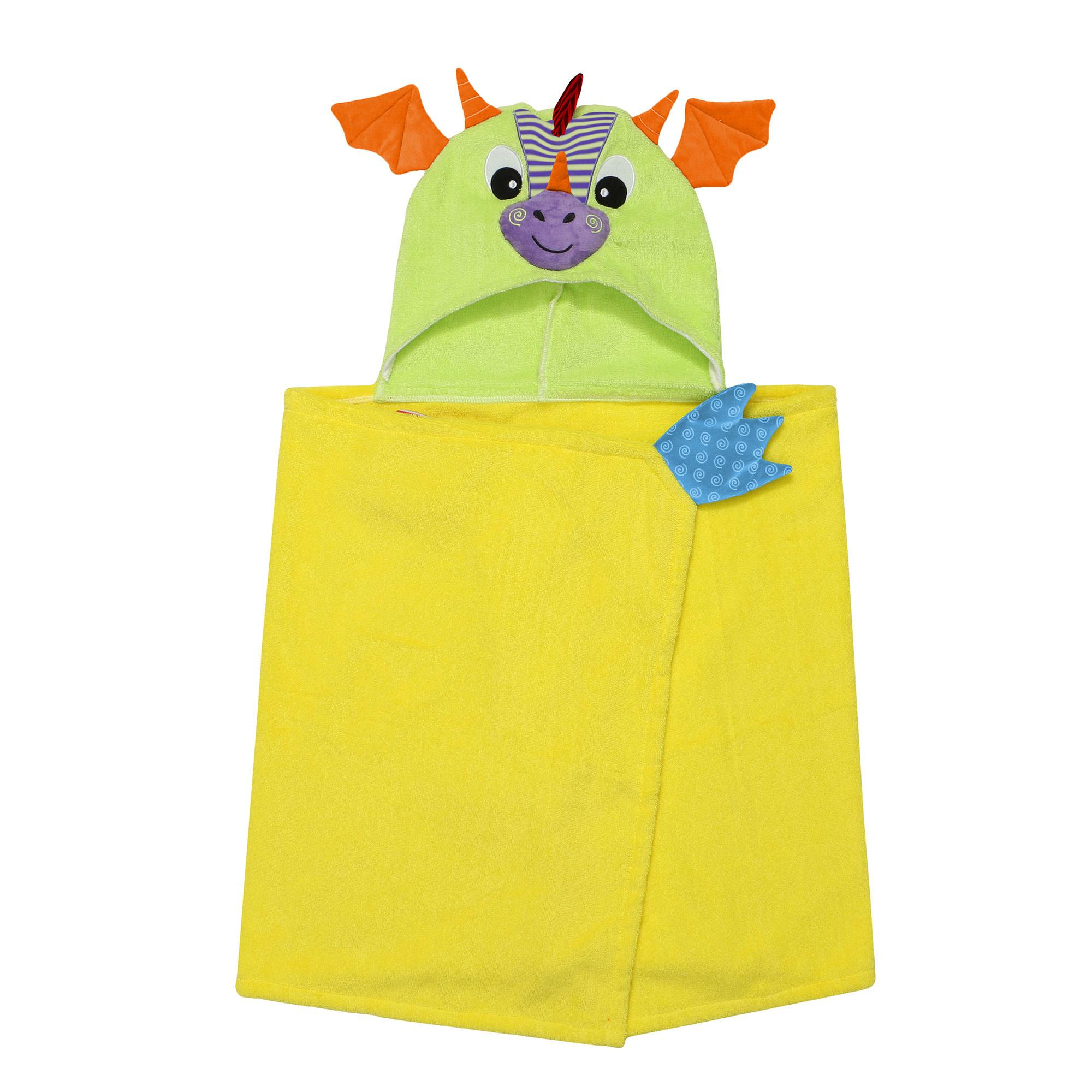 Sortie de bain pour enfants Drool le Dragon-1