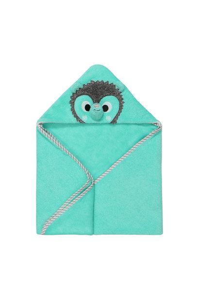 Sortie de bain pour bébés Harriet la Marmotte