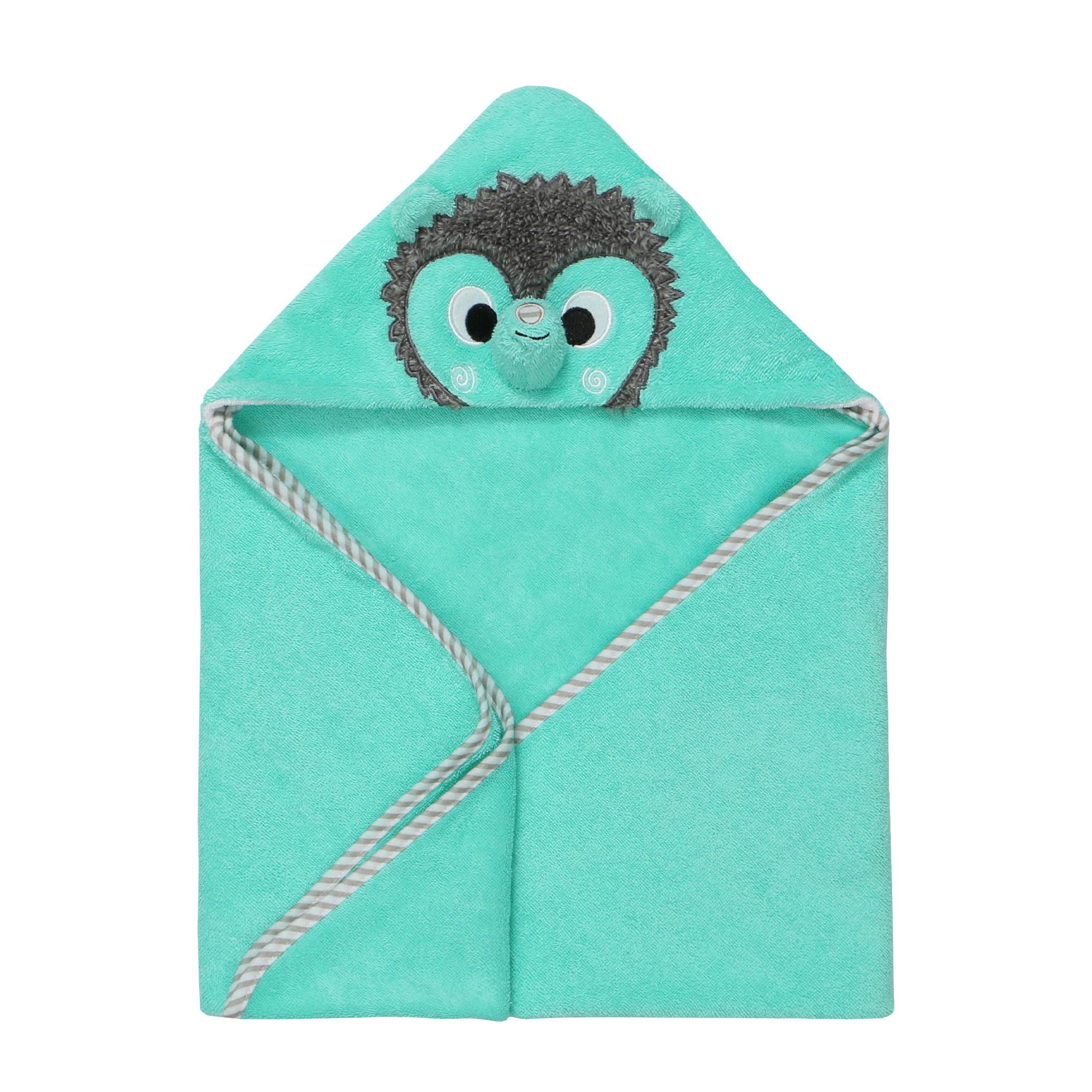 Sortie de bain pour bébés Harriet la Marmotte-1