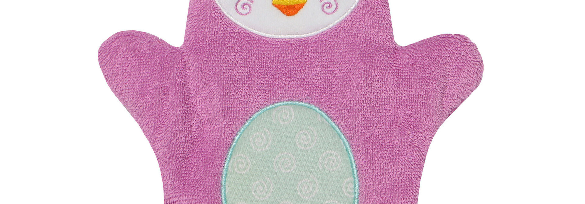 Mitaine pour le bain - Penny Pingouin