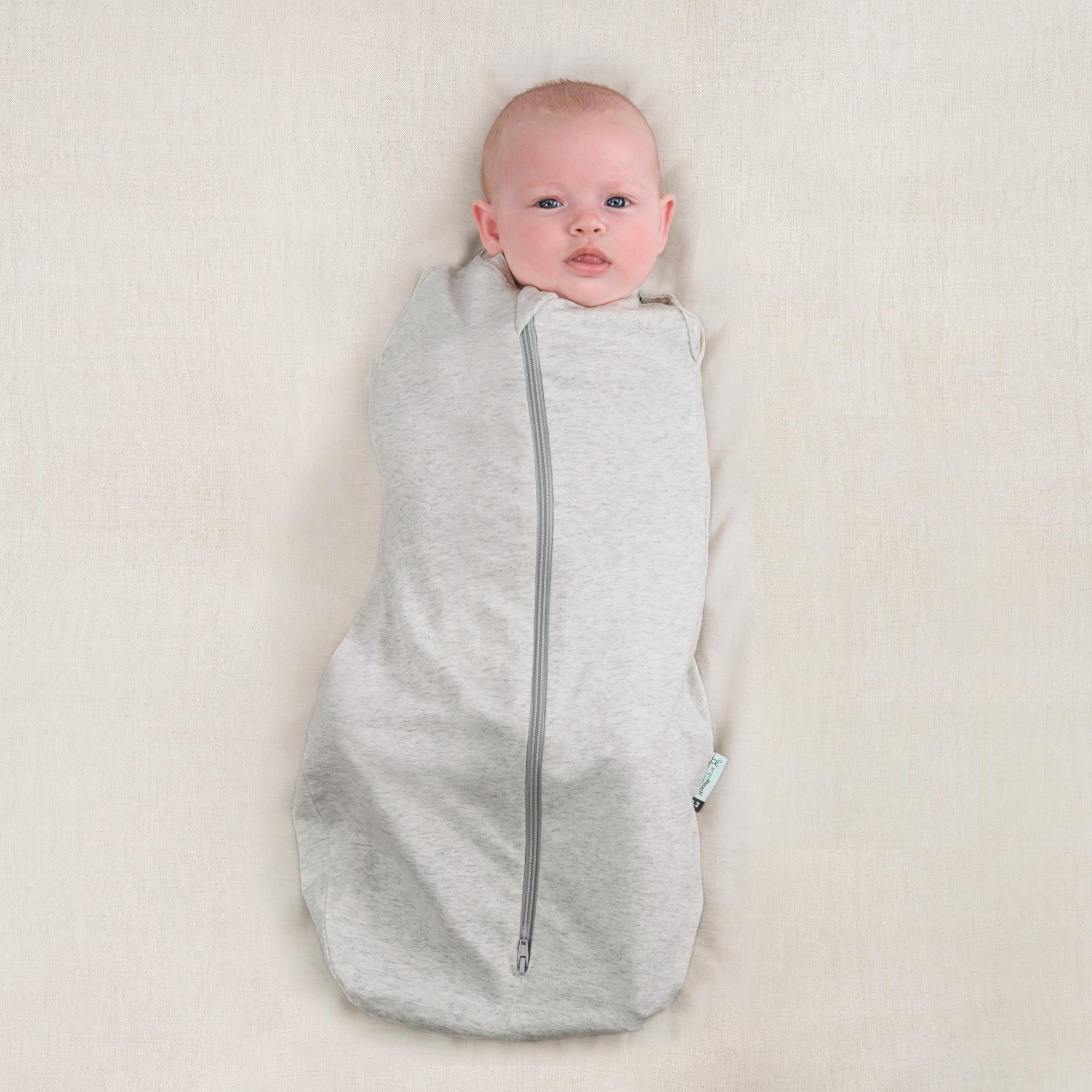 Gigoteuse  cocoon 1.0tog - Merle Gris-2