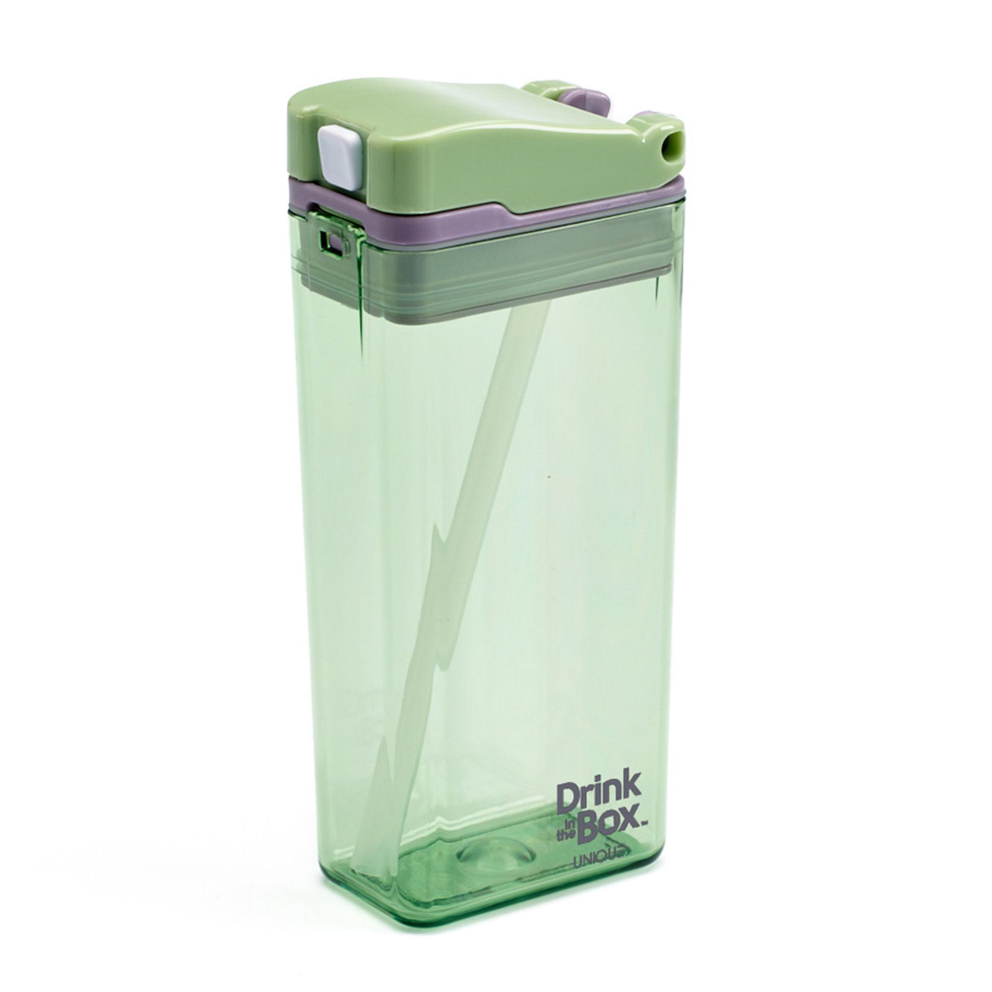 Boîte à jus réutilisable Drink in the Box 12oz Menthe-1