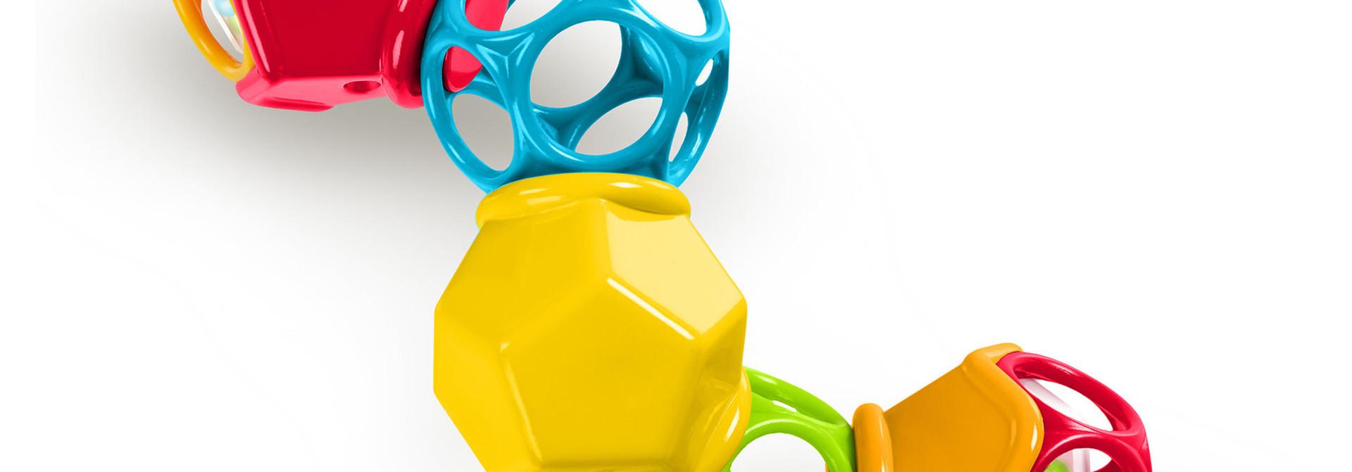 Hochet O Ball Clicky Twister