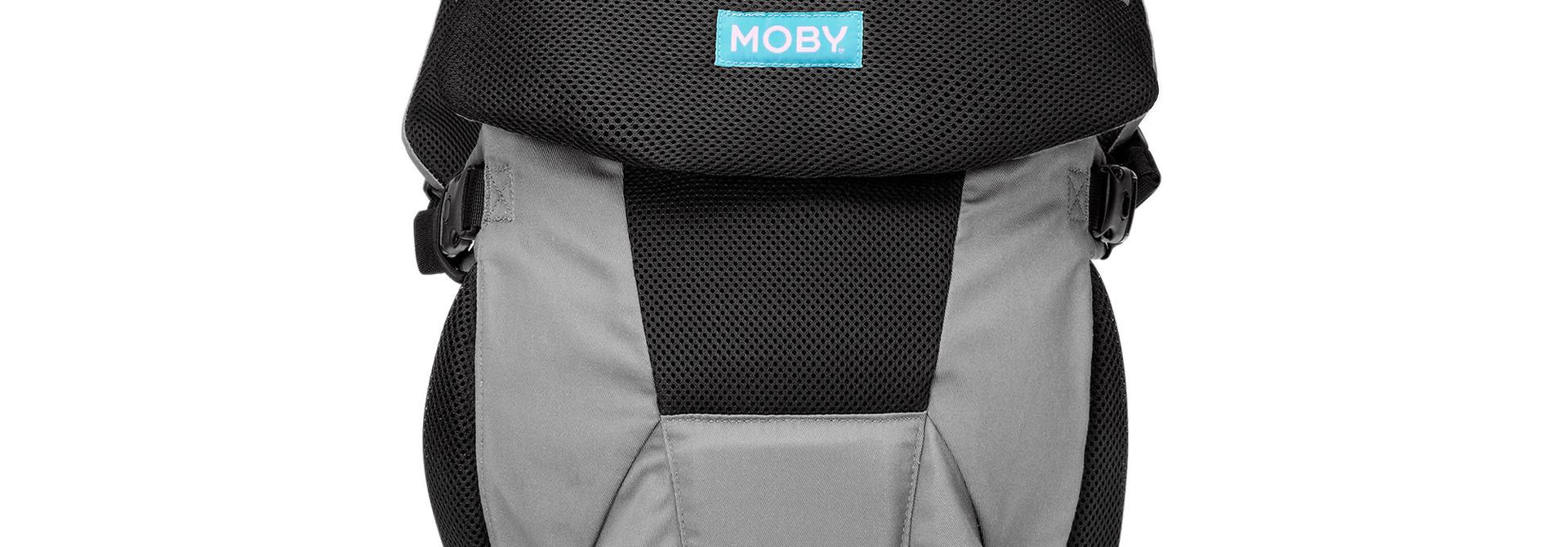 Porte bébé Move Multipositions - Charcoal