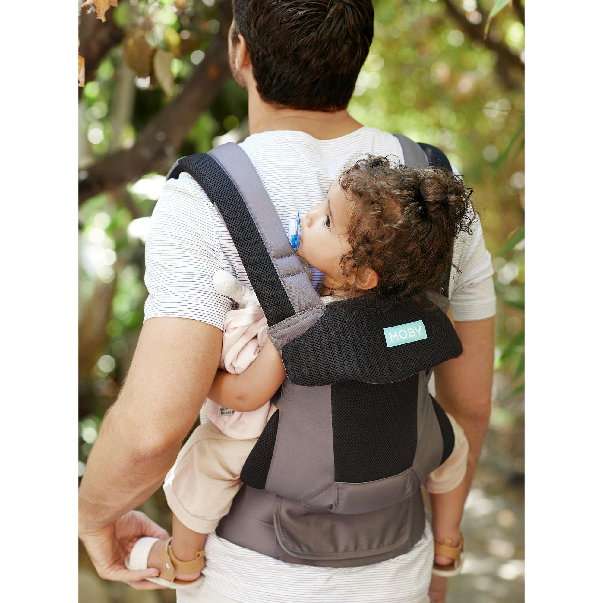 Porte bébé Move Multipositions - Charcoal-3