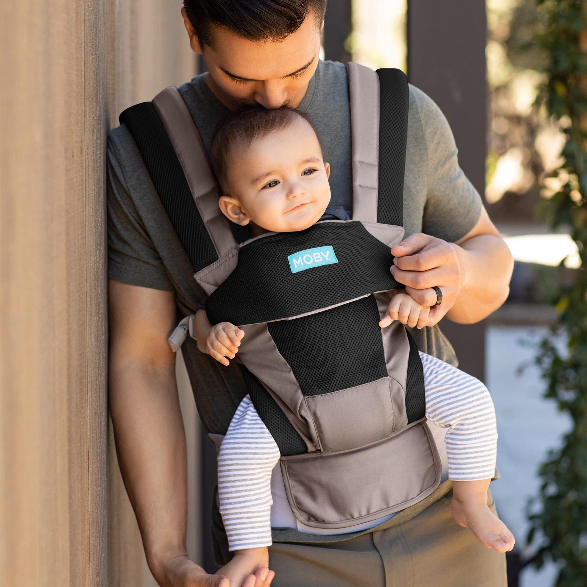 Porte bébé Move Multipositions - Charcoal-4