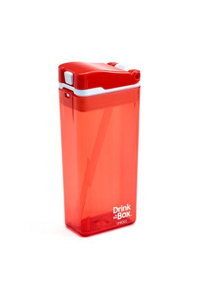 Boîte à jus réutilisable Drink in the Box 12oz Orange