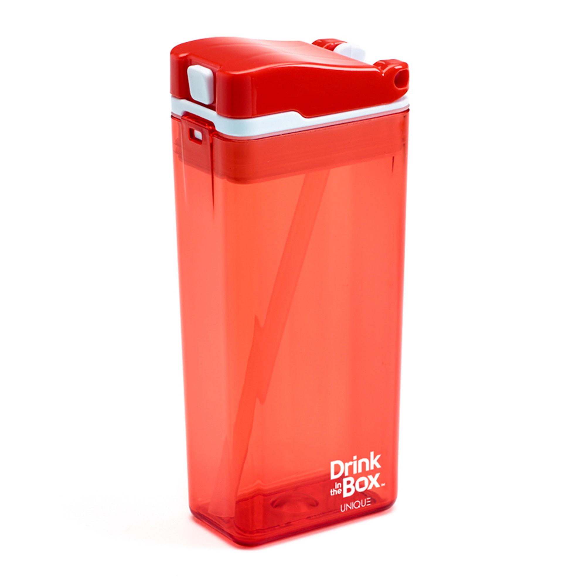 Boîte à jus réutilisable Drink in the Box 12oz Orange-1