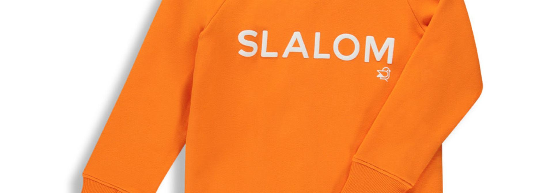 Coton Slalom - Orange