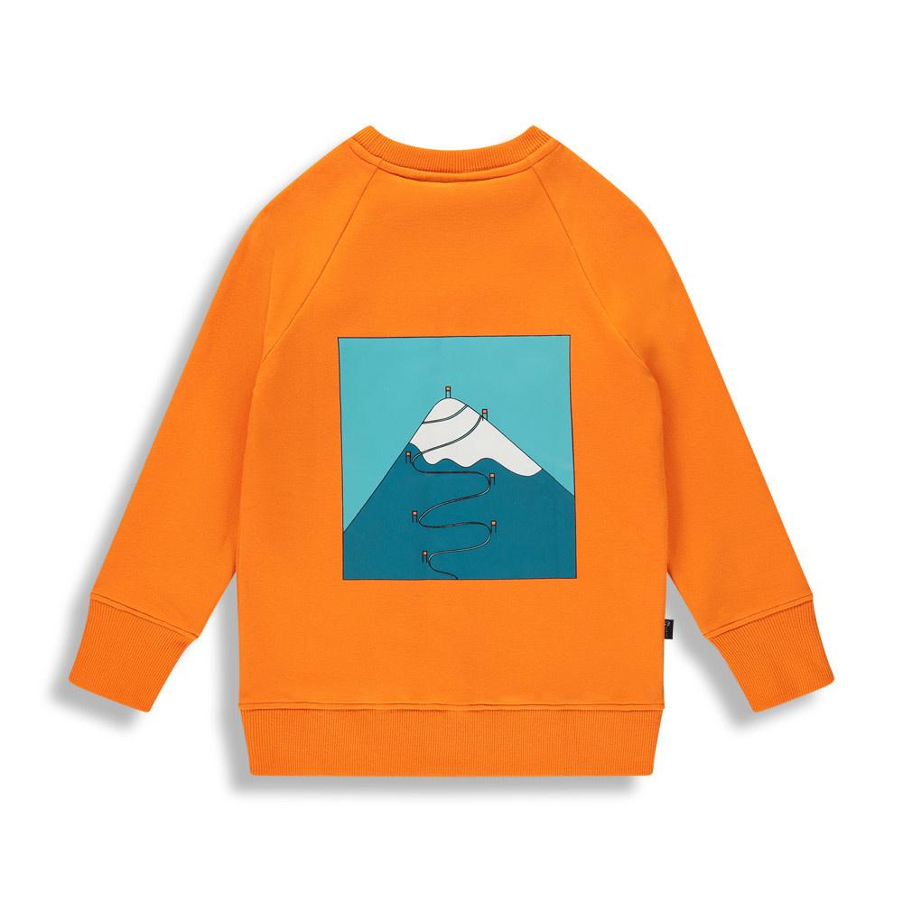 Coton Slalom - Orange-2