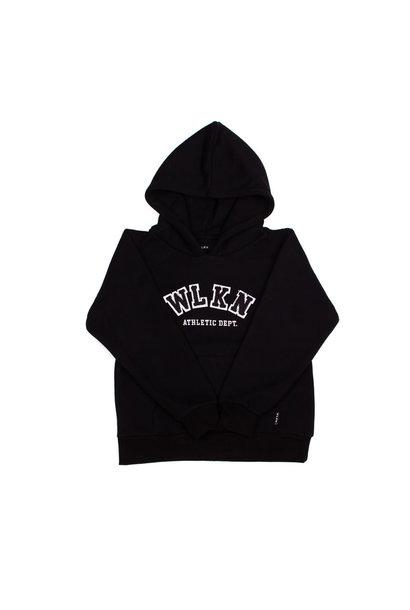 Hoodie Athletic Noir