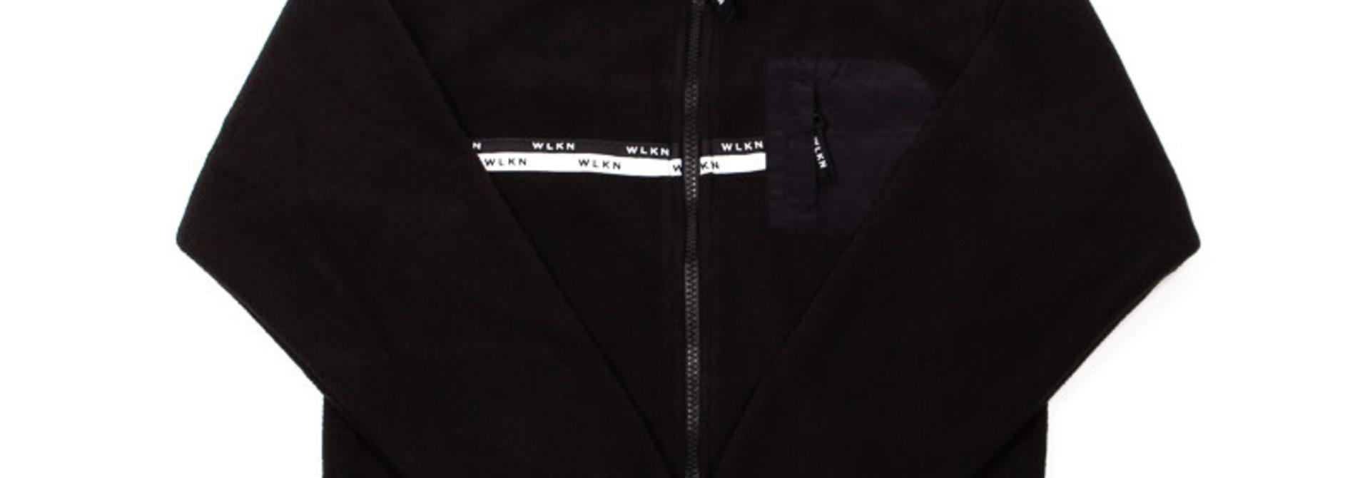 Jacket Noir Polar