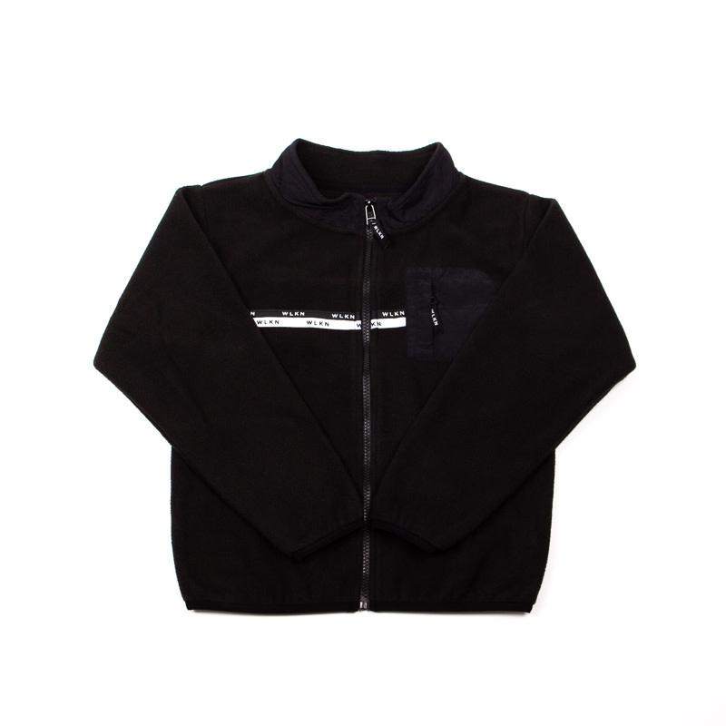 Jacket Noir Polar-1