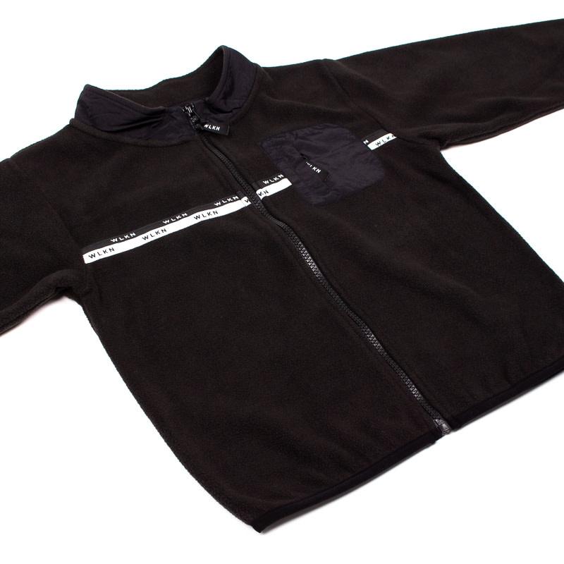 Jacket Noir Polar-2