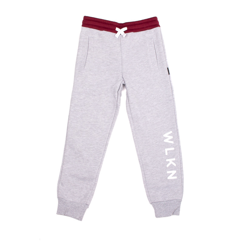 Pantalon Gris-1
