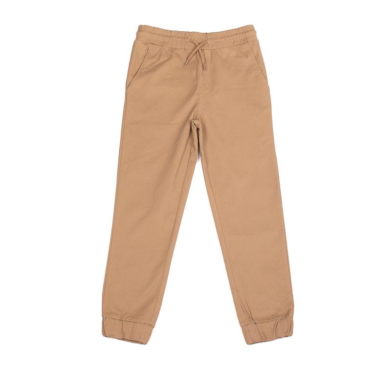 Pantalon Jogger Beige-1