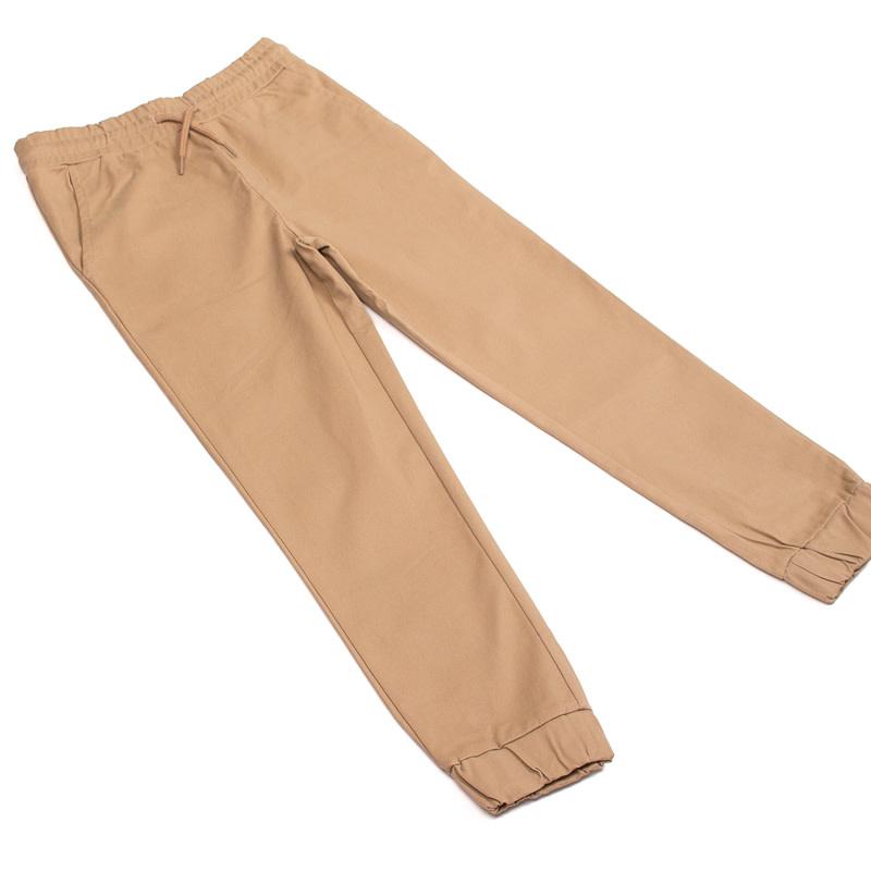 Pantalon Jogger Beige-2