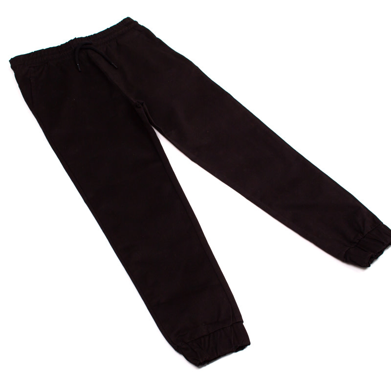 Pantalon Jogger Noir-3