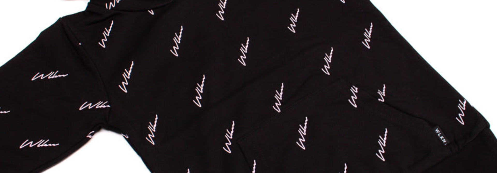 Hoodie Noir Logos