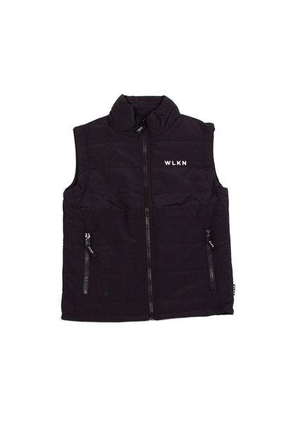 Jacket sans manche Noir
