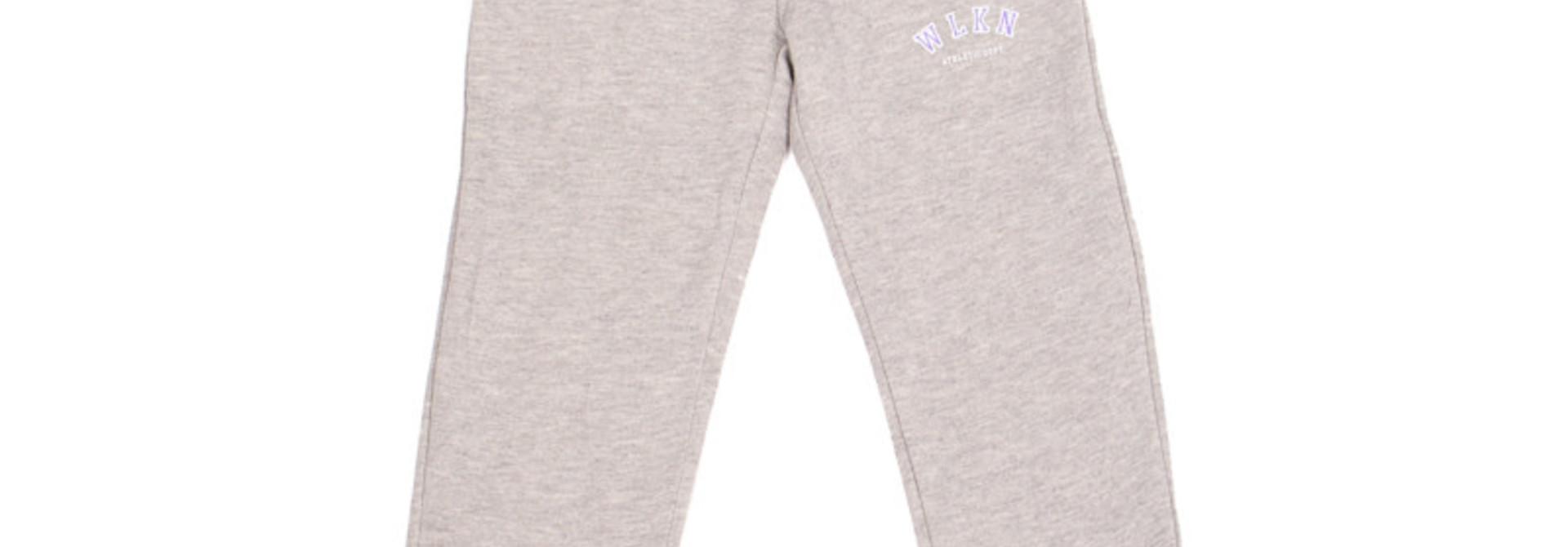 Pantalon Gris-Rose