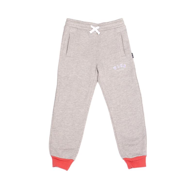 Pantalon Gris-Rose-1
