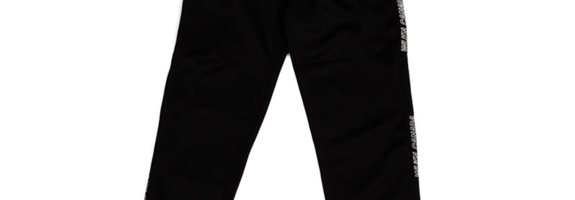 Pantalon Track Noir