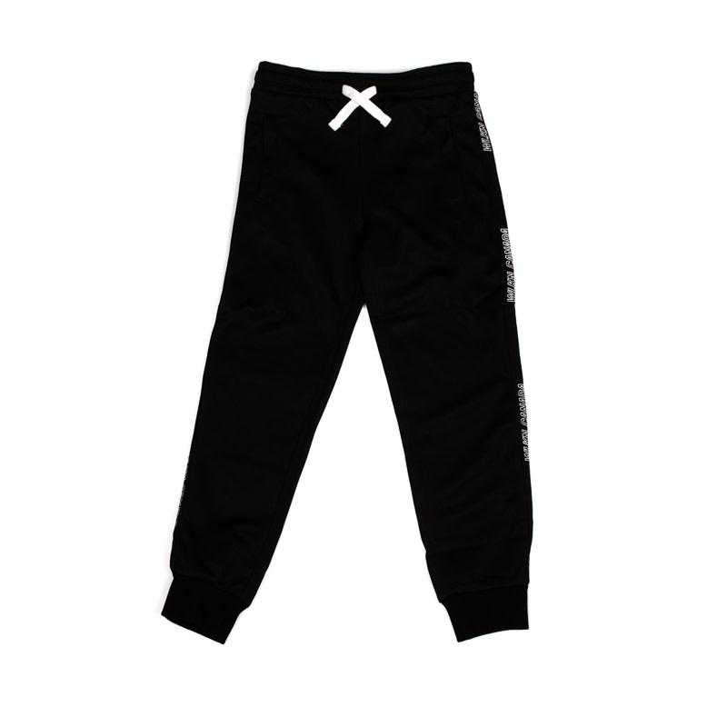 Pantalon Track Noir-1