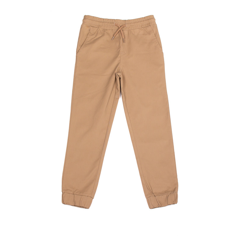 Pantalon Jogger Beige-4