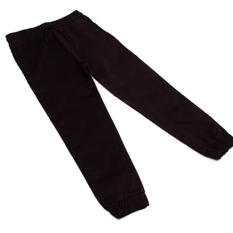 Pantalon Jogger Noir-4