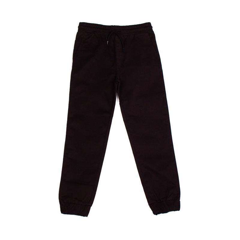 Pantalon Jogger Noir-5