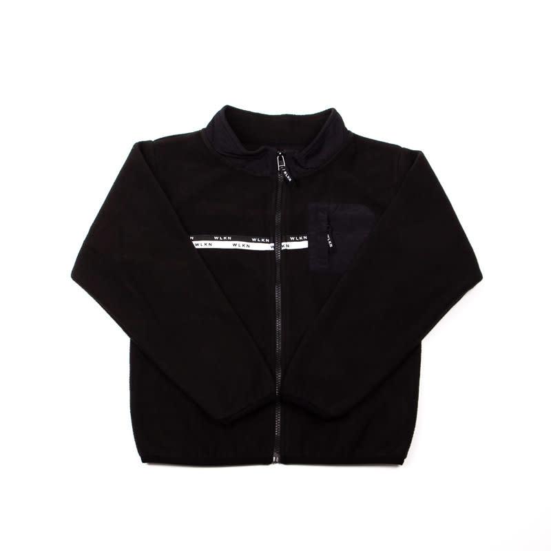 Jacket Noir Polar-4