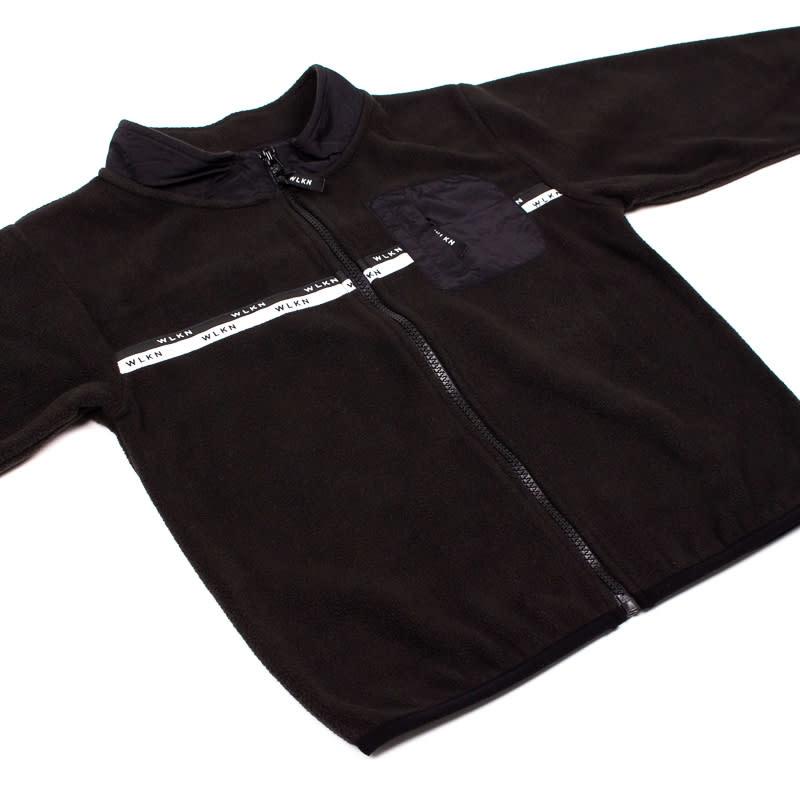 Jacket Noir Polar-5