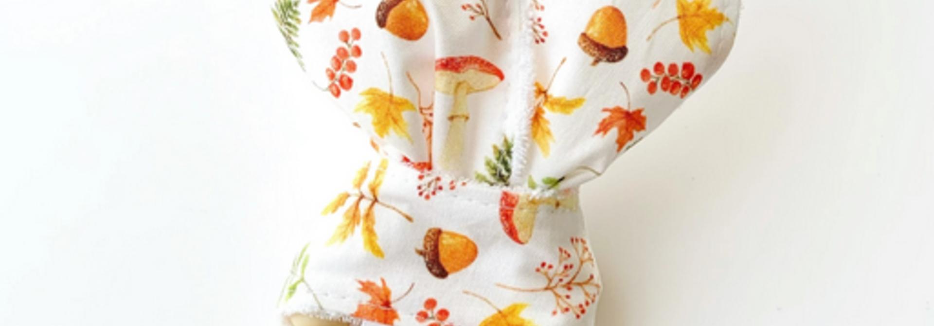 Hochet Oreilles de Lapin - Nature d'Automne
