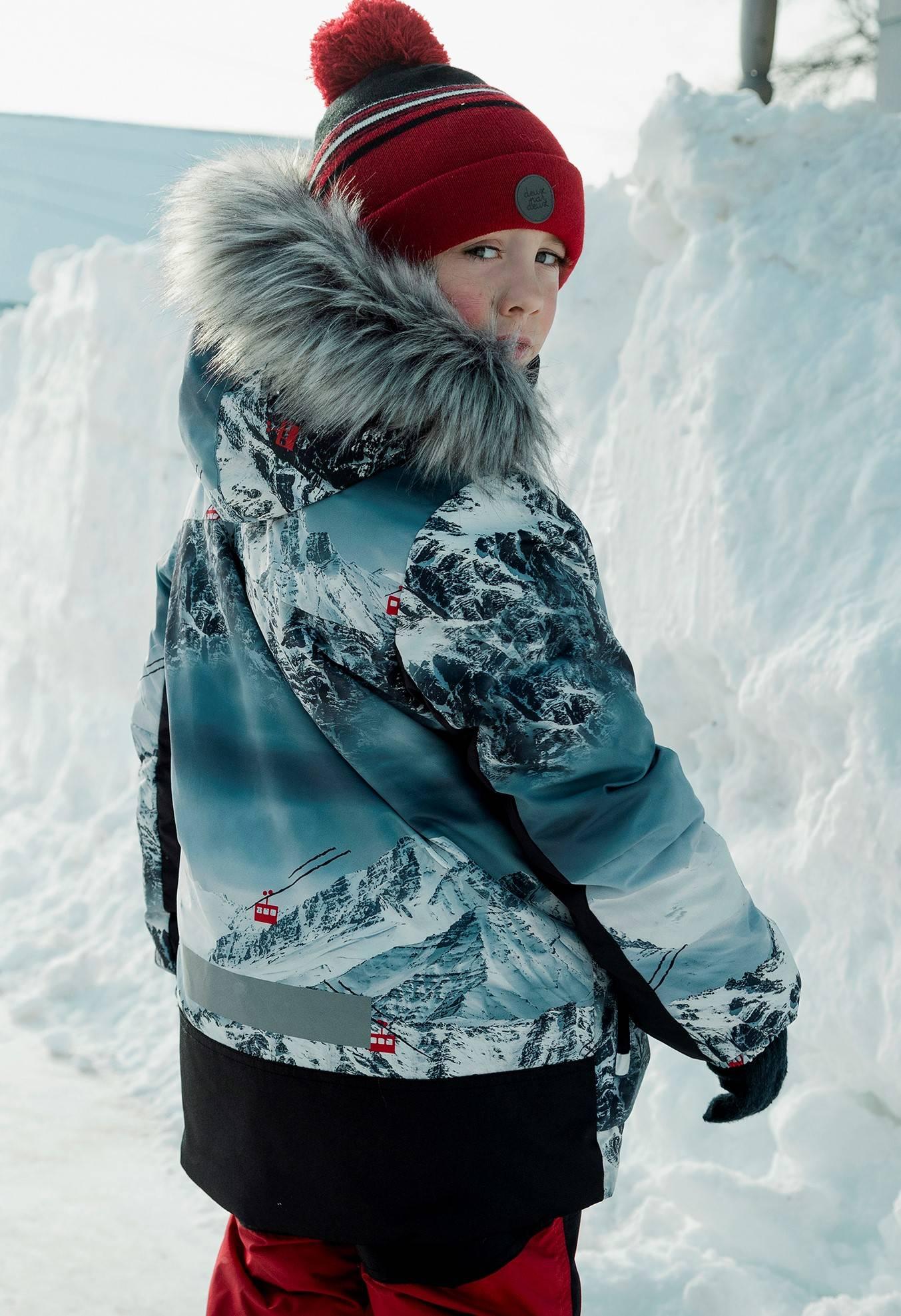 Voir les habits de Neige-2
