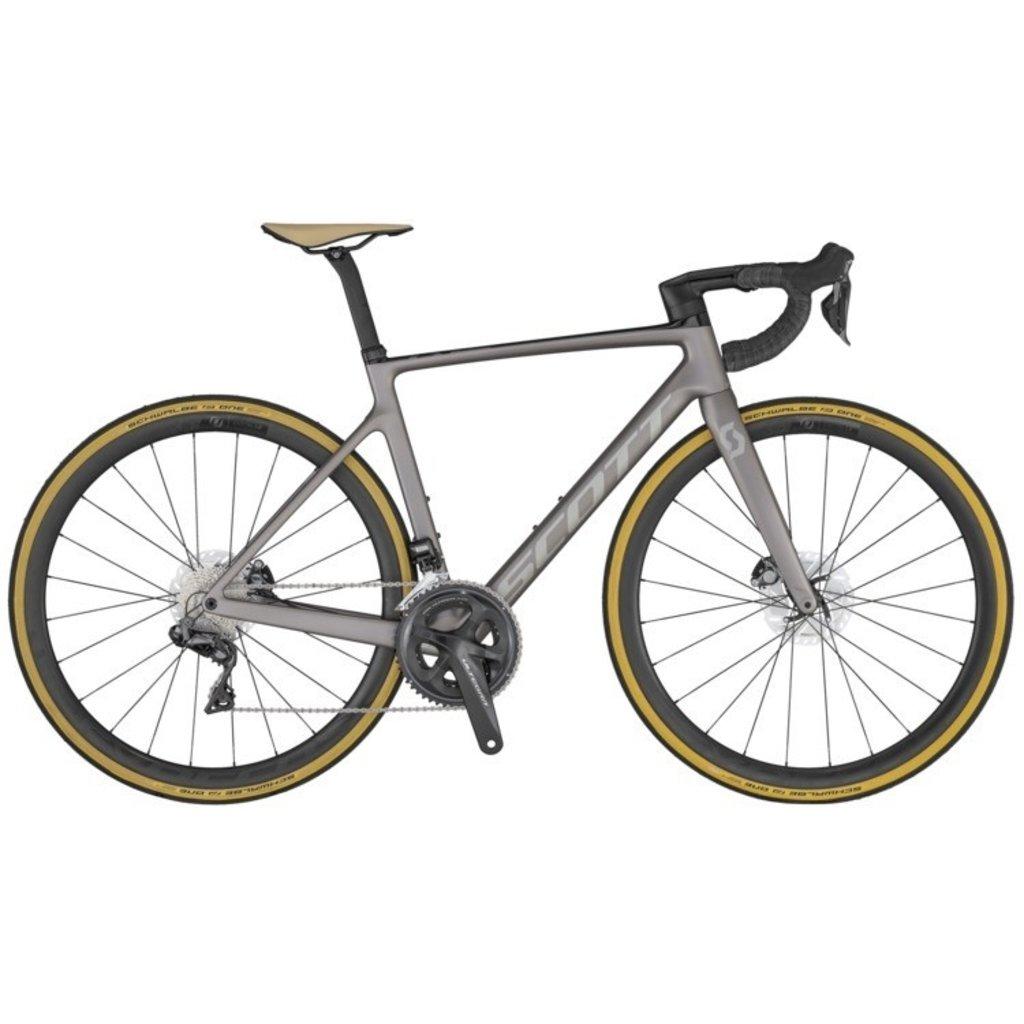 SCOTT BICYCLES Addict RC 15 grey M54