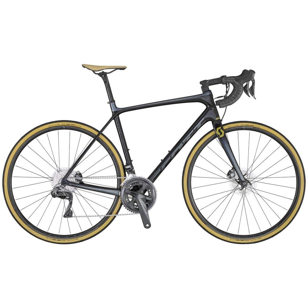 SCOTT BICYCLES Addict SE disc S52