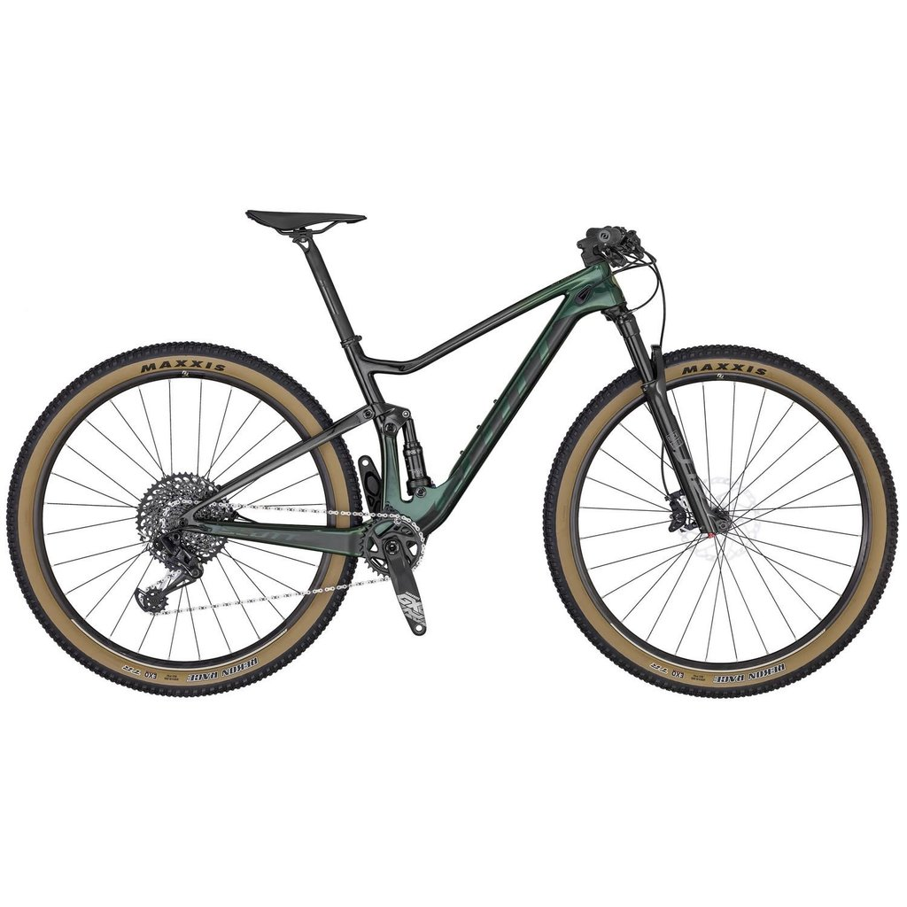 SCOTT BICYCLES Spark RC 900 Team Green M