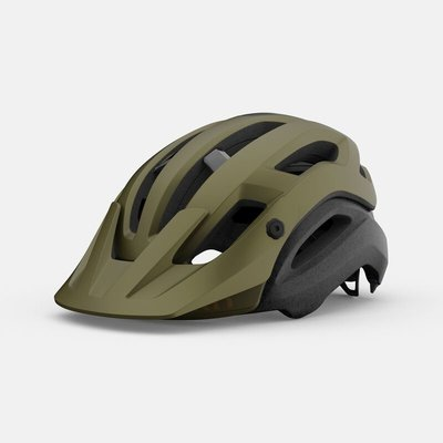 Giro Manifest Spherical MIPS MTB Helmet - Adult Large - MAT OLV