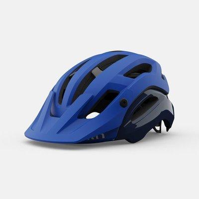 Giro Manifest Spherical MIPS MTB Helmet - Adult Medium - MAT Blu/Mdnght