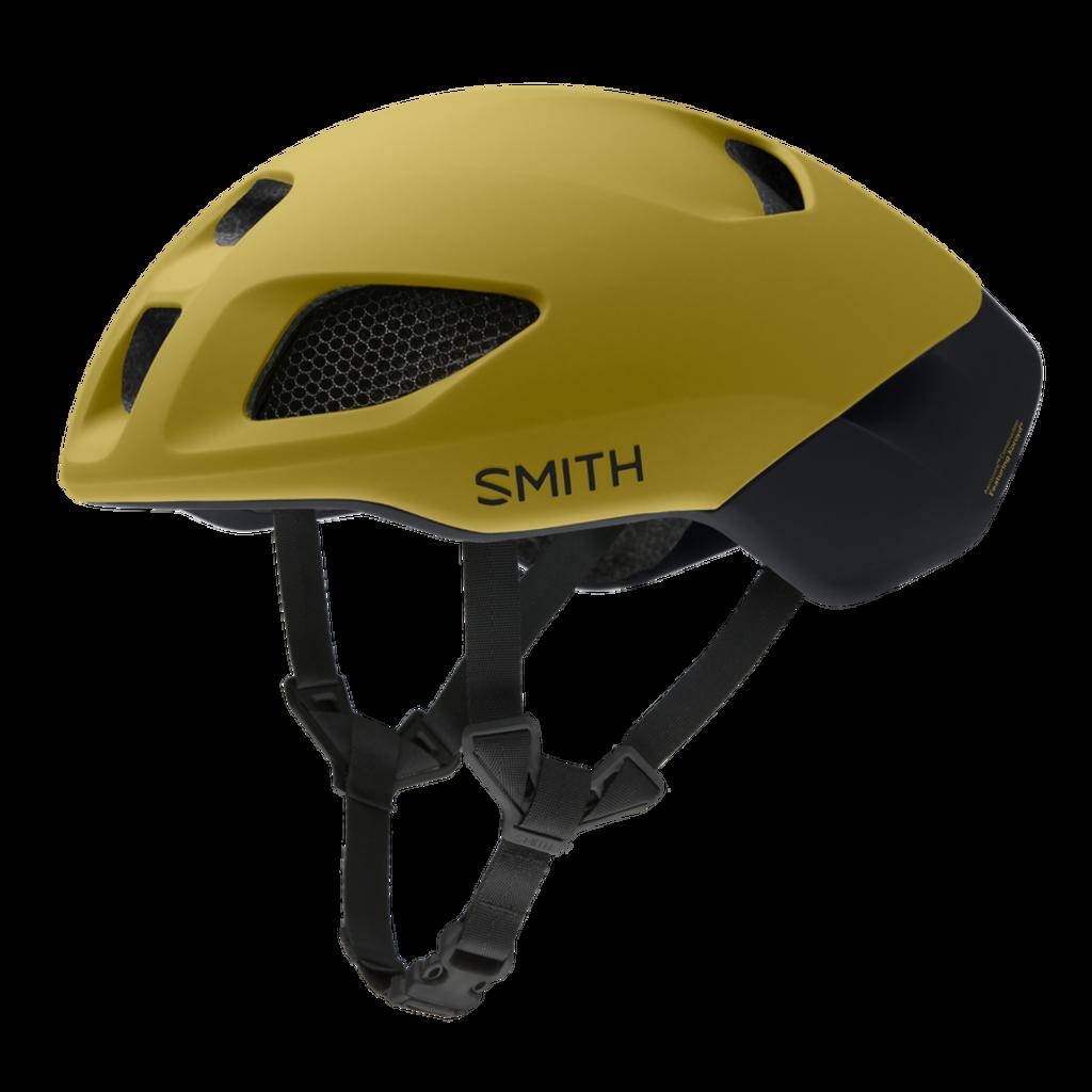 SMITH Ignite MIPS Bike Helmet: Matte Mystic Green / Black Large