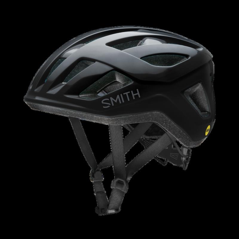 SMITH Signal MIPS Bike Helmet: Black Medium