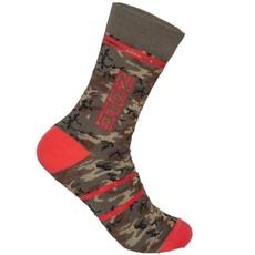 ZOIC Camo Sock