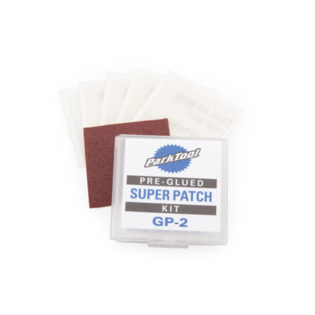 Park Tool Park Tool Glueless Patch Kit: Carded and Sold as Each