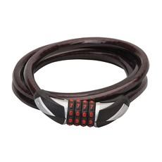 Blackburn Angola Combo Cable Lock - Black