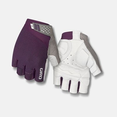 Giro Monica II Gel Womens Road Gloves - Black - S