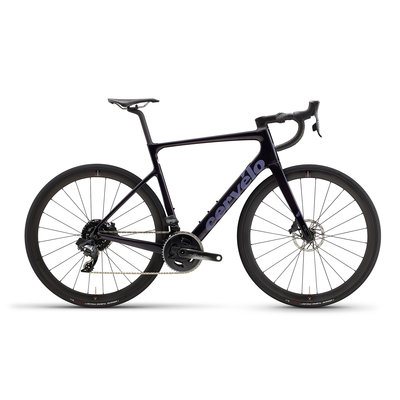Cervelo Caledonia-5 Force Etap AXS Purple / Carbon 54cm