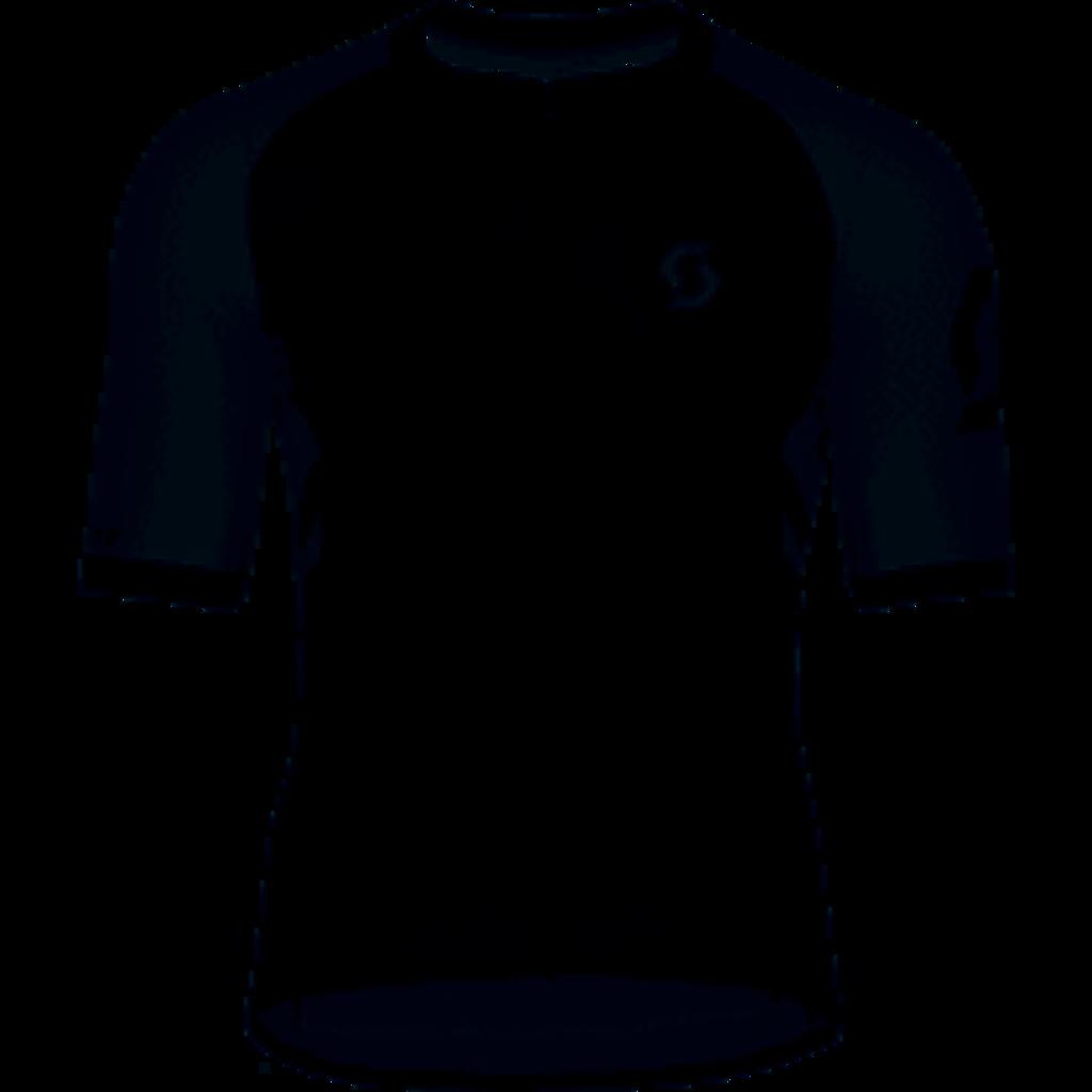 SCO Shirt M's RC Premium Climber s/sl black/white XXL