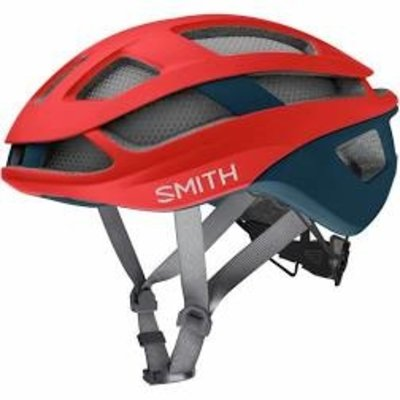 SMITH Trace MIPS Bike Helmet: Matte Rise / Mediterranean Medium
